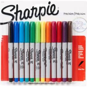 Sharpie Ultrafine Permanent Markers