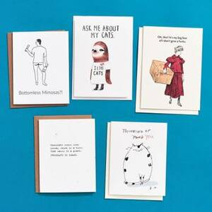 Stay In Touch Greeting Card Bundle