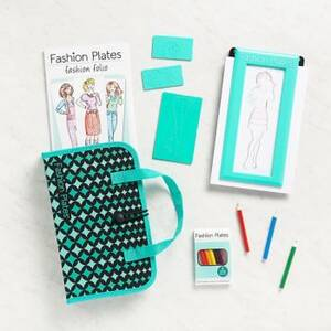 Fashion Plates Design Set