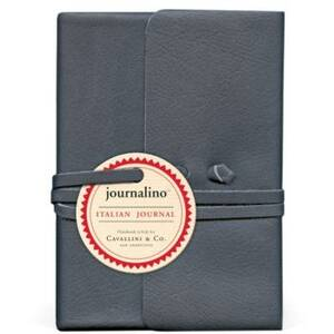 Medium Indigo Journalino