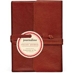 Medium Persimmon Journalino