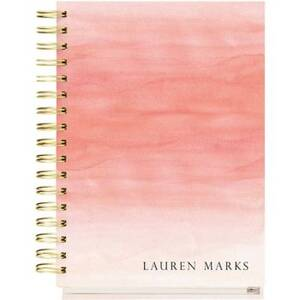 17-Month Ombre Custom Planner