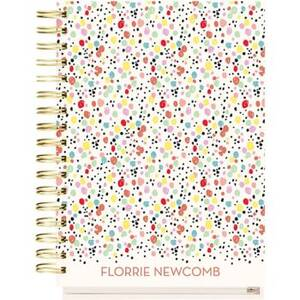 17-Month Sprinkles Custom Planner