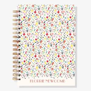 12-Month Sprinkles Custom Planner