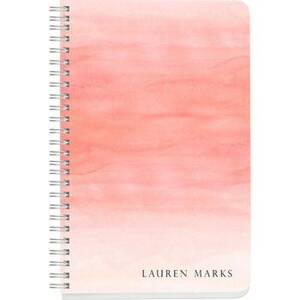 Ombre Custom Journal