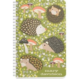 Hedgehogs Custom Journal