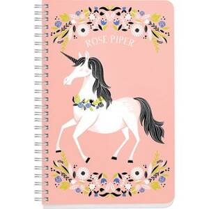 Unicorn Custom Journal