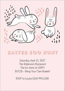 Easter Bunnies Party...