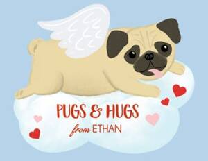 Cupug Custom Valentine Card