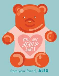 Bear-y Sweet Custom Valentine Card