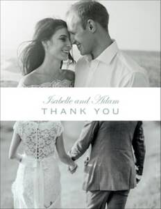 Duet Thank You Notes