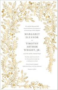Marion Wedding Invitation